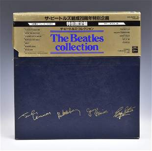 The Beatles Collection - Japanese Pressing