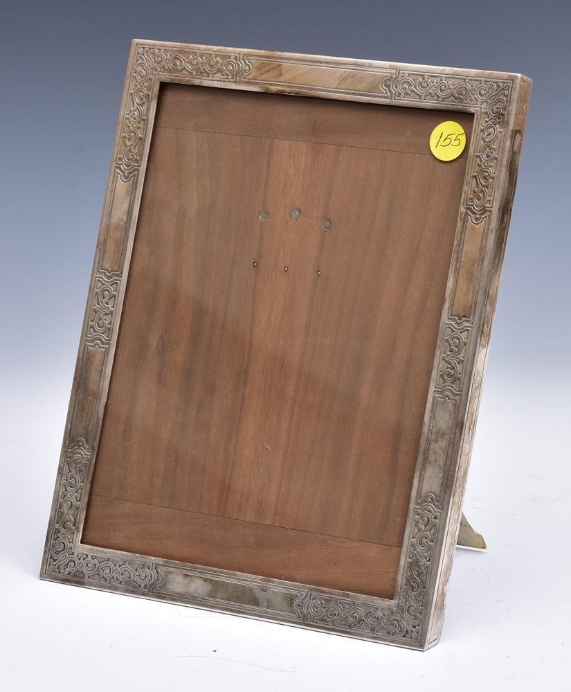 Tiffany & Co. Sterling Silver Desk Frame