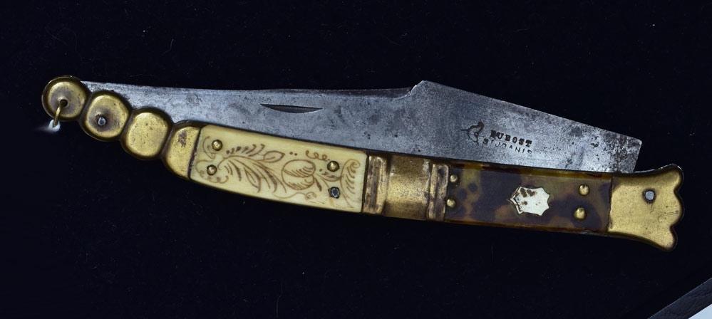 Dubost St. Joanis Pocket Knife