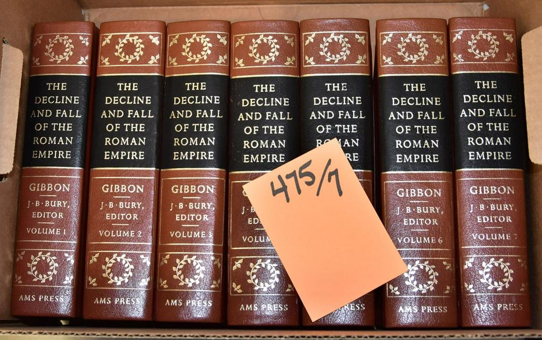 The Rise And Fall Of The Roman Empire