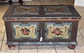 Spanish Baroque Coffer