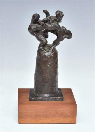 Jacques Lipschitz Bronze