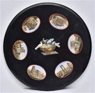 Italian Micromosaic Table Top