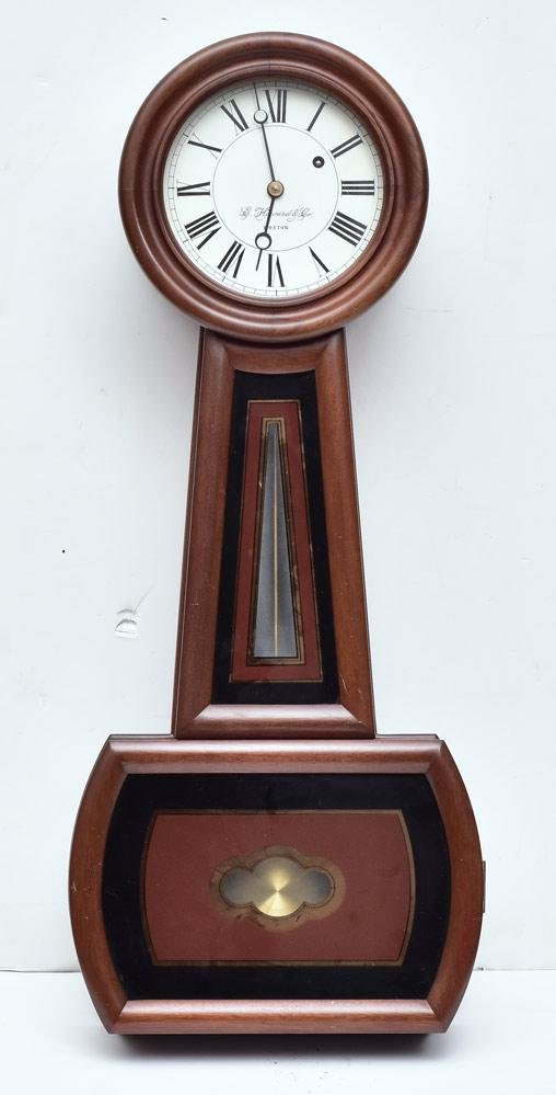 Model 5R Howard  Key Hole Clock