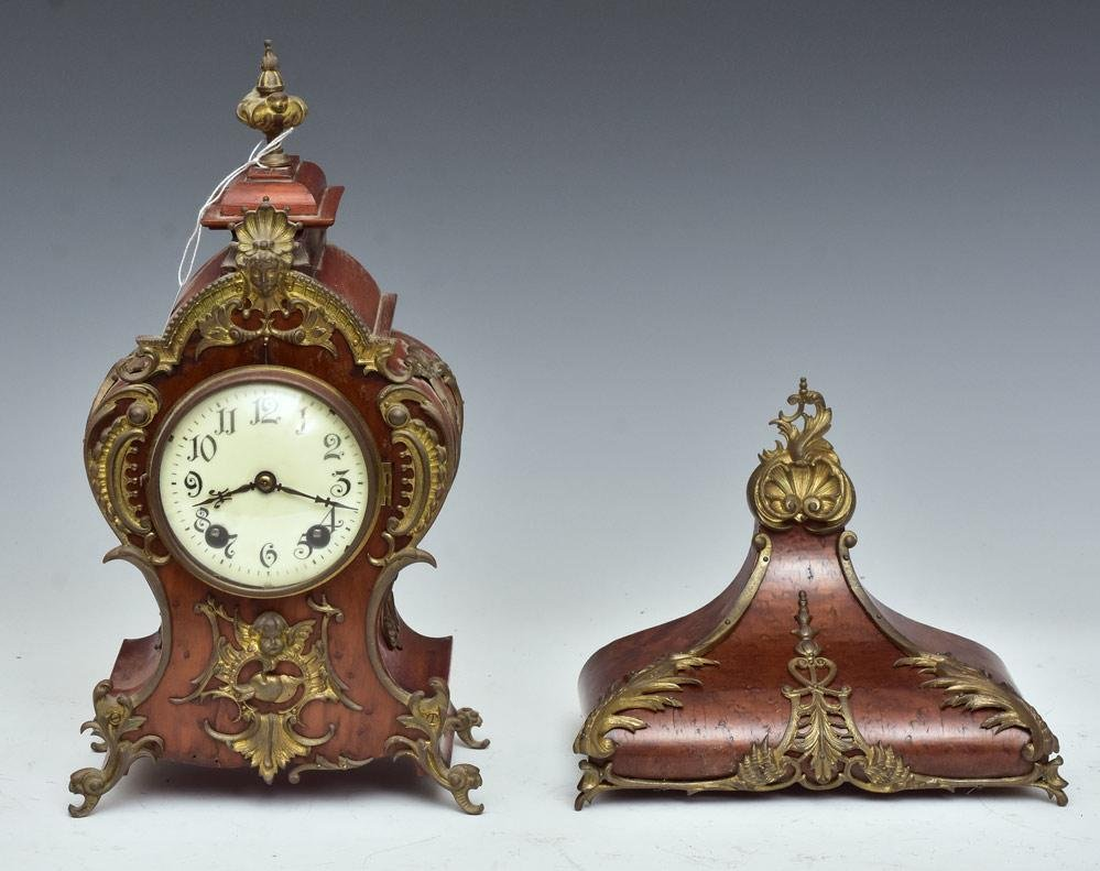 French Style Bracket Clock
