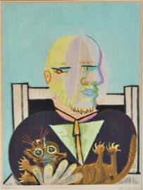 Pablo Picasso Aquatint