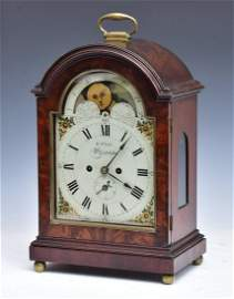 John Child Bracket Clock