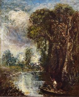 manner of John Constable