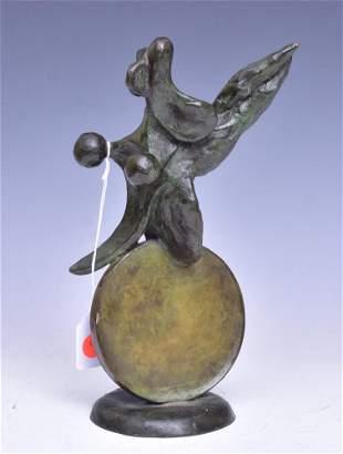 Modernist Bronze
