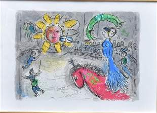 After Marc Chagal