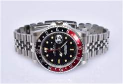 Rolex GMT-Master II Gent's Wrist Watch