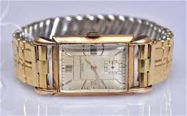 Vacheron & Constantin 18k Gold Gent's Watch