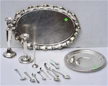 Group of Silver