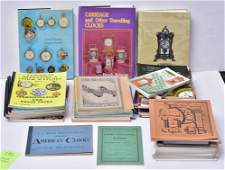Clock Reference Books