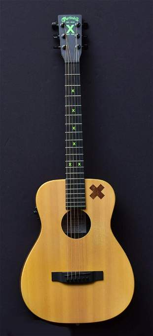 Martin & Co Ed Sheeran X Signature Edition Guitar