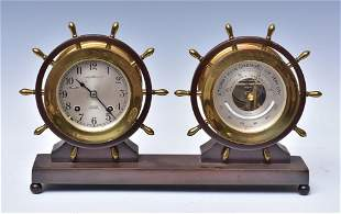 Chelsea Ship's Clock and Barometer