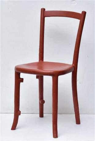 "Bernhard Hausegger ""Polyester"" Chair"