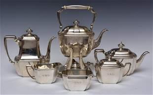 Tiffany & Co Sterling Silver Tea Set