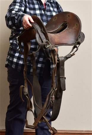 McClellan Cavalry Saddle