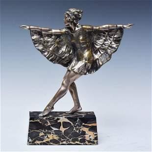 Josef Lorenzl Art Deco Bronze