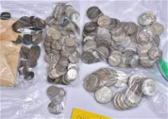 Loose American Coin Collection