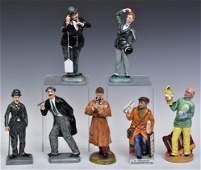 Royal Doulton Figurines (7)