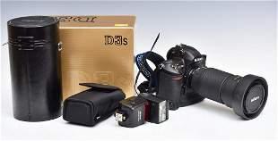 Nikon D3s Camera and Gear