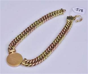 Cartier 14k Gold Necklace