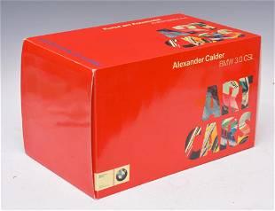 BMW Art Car Museum Edition, Alexander Calder