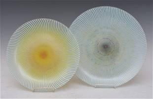 Maurice Heaton Plates (2)