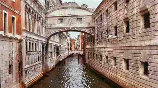 Luciano Photograph of Venice Italy
