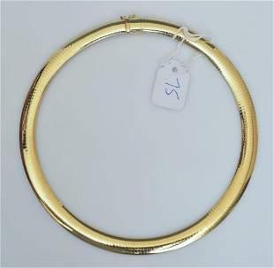 Italian 14k Gold Necklace