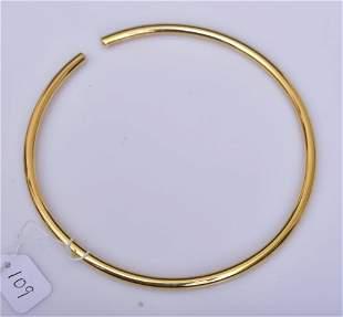 OWC Designer 18k Gold Necklace