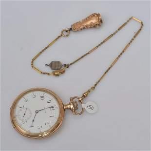 E. Howard Pocket Watch