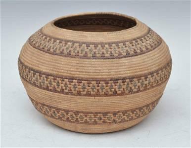 Chemehuevi Native American Indian Basket