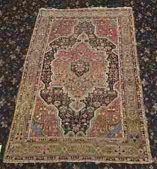 Small Sarouk Carpet