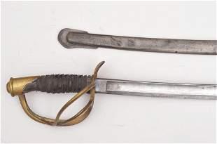 Civil War Era Sword, 1861