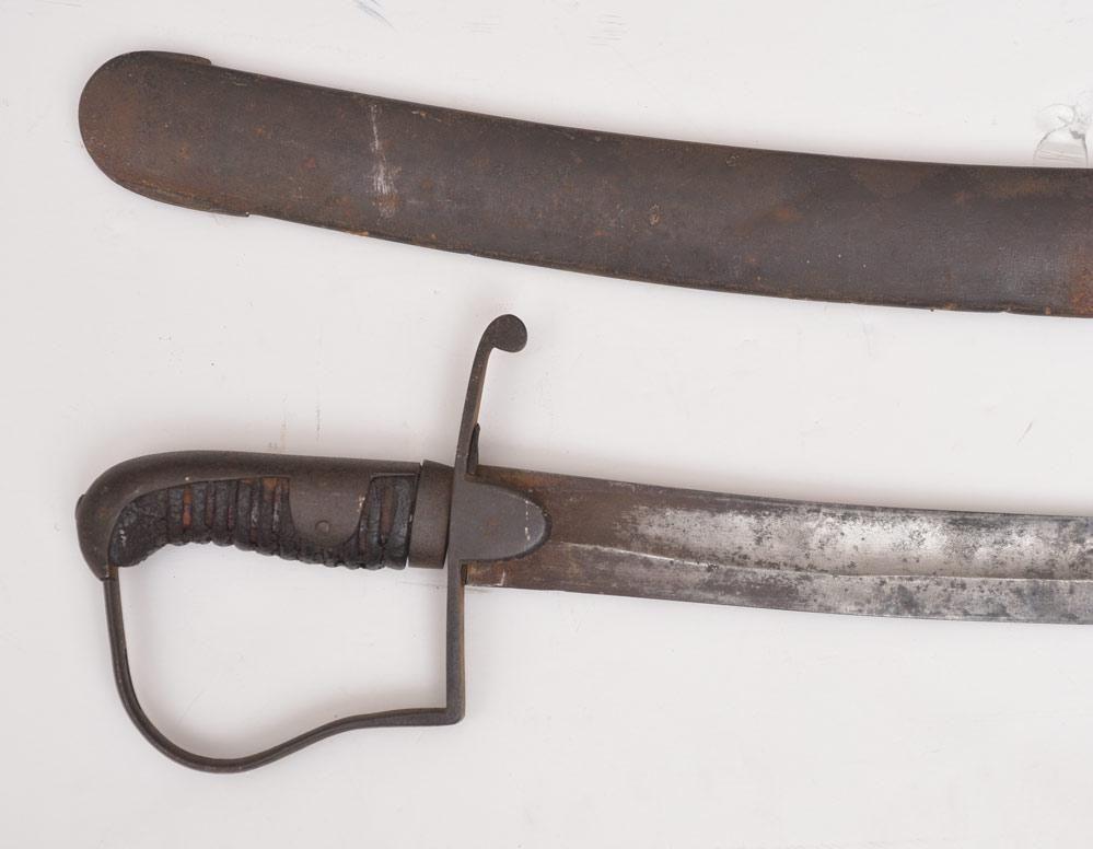 Militia Sword