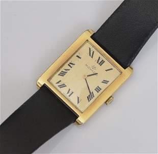 Movado 14k Gold Gent's Wrist Watch