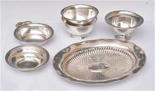 Sterling Silver Hollowware