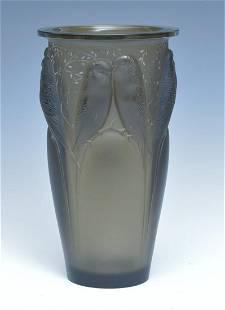 Rene Lalique Ceylan Vase