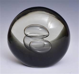 Livio Seguso Art Glass Sculpture