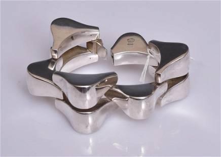 Georg Jensen Sterling Silver #233 Bracelet