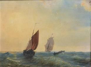 Dutch Marine Painting