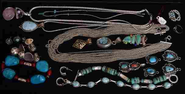 Contemporary Silver Jewelry