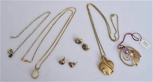 18k, 14k and 10k Gold Jewelry