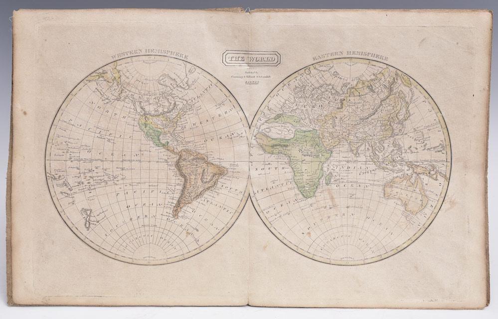 Worcester's Modern Atlas