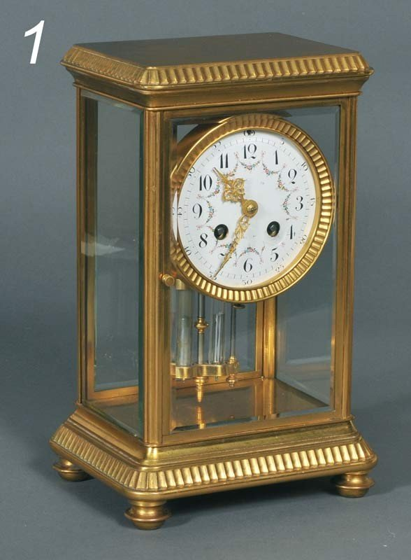 1: FRENCH CRYSTAL REGULATOR retailed by Tiffany & Compa