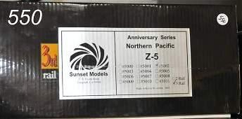 550: 3RD RAIL SUNSET MODELS Anniversary Series Northern