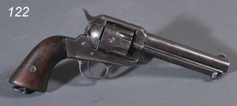 122: REMINGTON ARMY SINGLE ACTION REVOLVER model 1888,